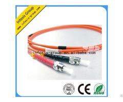 St Pc Uoc Sm Mm Sx Dx Fiber Optic Patch Cords