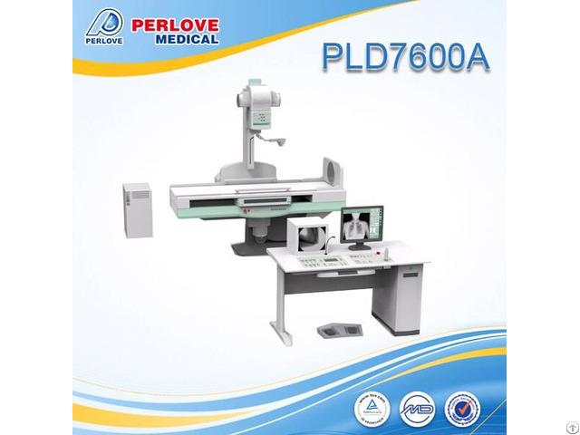 High Quality Frequency Gastrointestional Fluoroscopy Unit Pld7600a