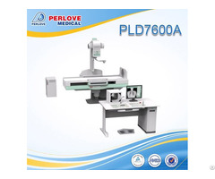 High Quality Frequency Gastrointestional Fluoroscopy Unit Pld7600a