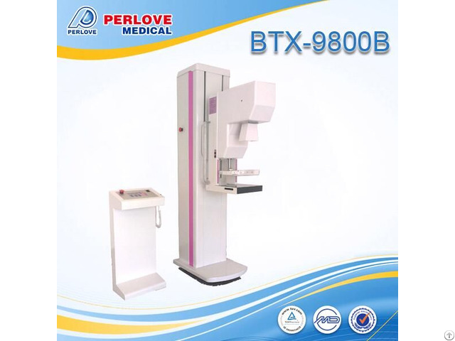X Ray System Mammography Bilateral Btx 9800b