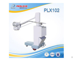 Mobile X Ray System Used Plx102 With Cassett