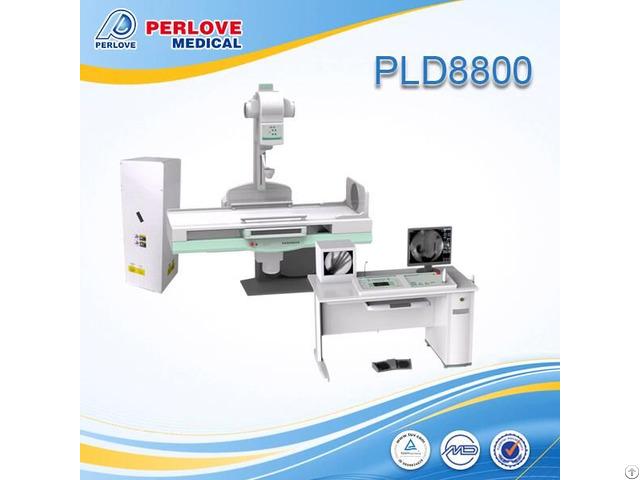 Fda Certificated 200khz Fluoroscope Xray System Pld8800