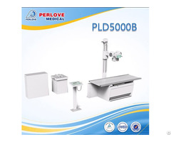 Radiography X Ray Equipment 500ma Pld5000b With Good Price