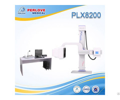 Low Radiation Digital Radiography System X Ray Plx8200