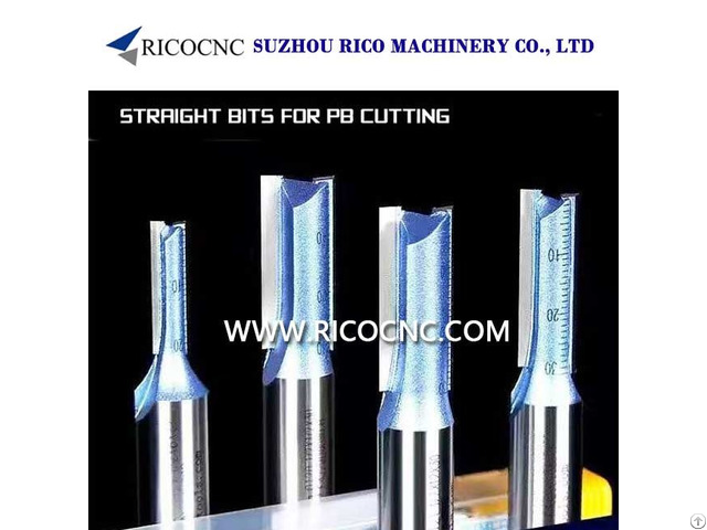 Cnc Router Bits For Partical Boards Cutting