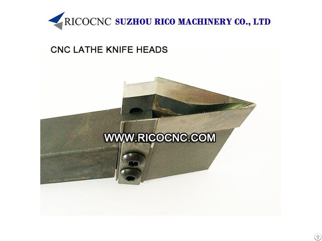 Carbide Woodturning Tool Cnc Lathe Knife For Baseball Bat Carving