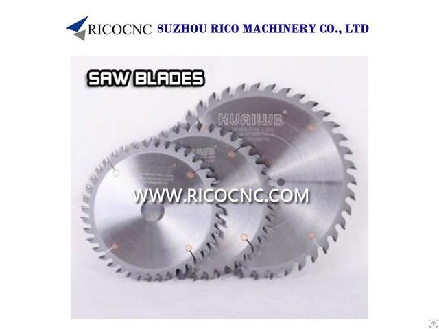 Circular Saw Blades For Wood Aluminium Acrylic Cutting