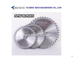 Circular Saw Blades For Wood Aluminium Acrylic Cutting