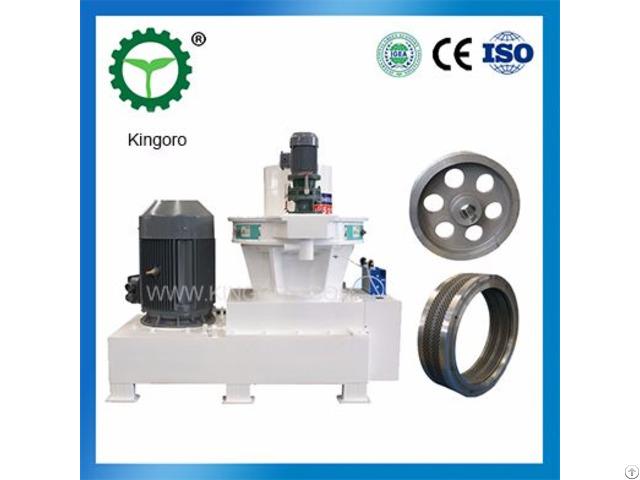Vertical Ring Die Wood Pellet Machine 470