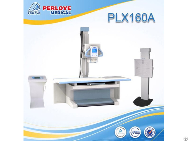 X Ray System For Chest Radiography Plx160a 200ma