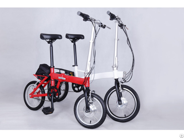 Customized Folding Electric Bikes Ebikes