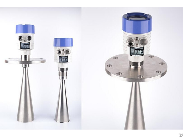 High Frequency Non Contact Radar Level Measurement