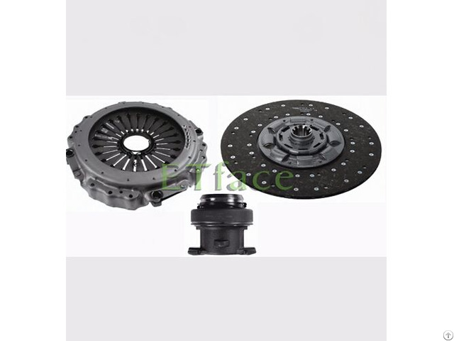 Etface 430mm Clutch Kits 3400 117 801 For Iveco