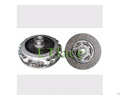 Etface Cover Assembly Pressure Plate Clutch Kits 3400 121 501 For Mercedes Benz