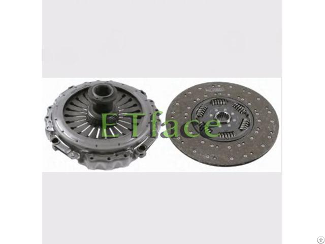 Etface German Standard 430mm Clutch Assy 3400 122 801 For Mercedes Benz