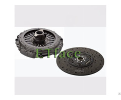 Etface German Standard Clutch Kits3400 123 701 For Scania