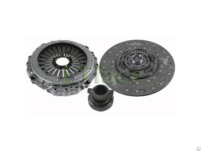 Etface 430mm Clutch Kits 3400 127 401 For Man