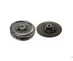 Etface Clutch Kits German Standard 3400 700 348 For Volvo