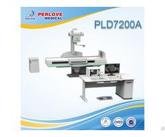 Adjustable Sid Radiography Fluoroscopy X Ray Unit Pld7200a