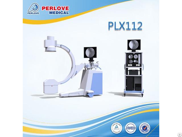 Competitive Mini C Arm Machine Plx112 With Fluoroscopy Table