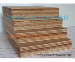 Container Bamboo Floorboard