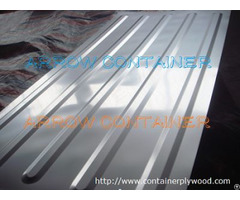 Container Spare Parts Roof Panel