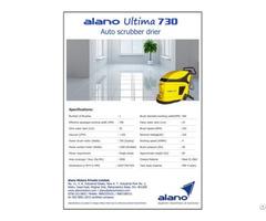 Alano Ultima730 Auto Scrubber Drier