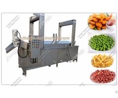 Continuous Peanuts Frying Machine