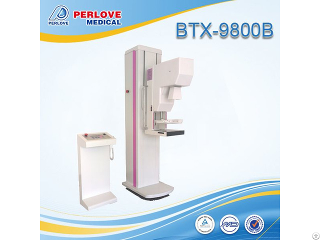 X Ray For Mammography Bilateral Screening Btx 9800b