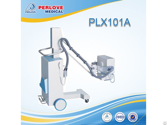 Clinic Application Mobile X Ray Equipment Plx101a