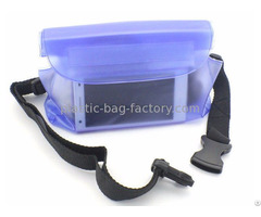 Waterproof Pouch With Waist Strap For Beach Swimming Boating Kayaking Fishing Hiking Camping