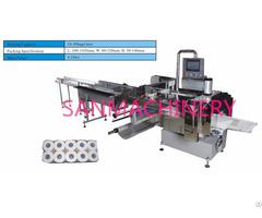 San Up 830 Multi Rolls Packing Machine