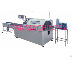 San Fp 100b Facial Tissue Box Packing Machine