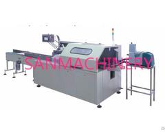 San Fp 100b Facial Tissue Box Packing Machine