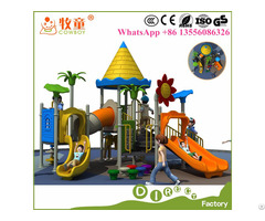 Guangzhou China Kids Outdoor Playground Equipment Supplier