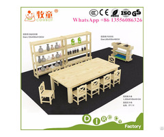Professional Wooden Kindergarten School Furniture Supplier In Guangzhou China