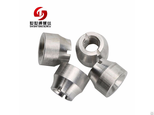 Mechanical Hand Twist Slotted Nuts