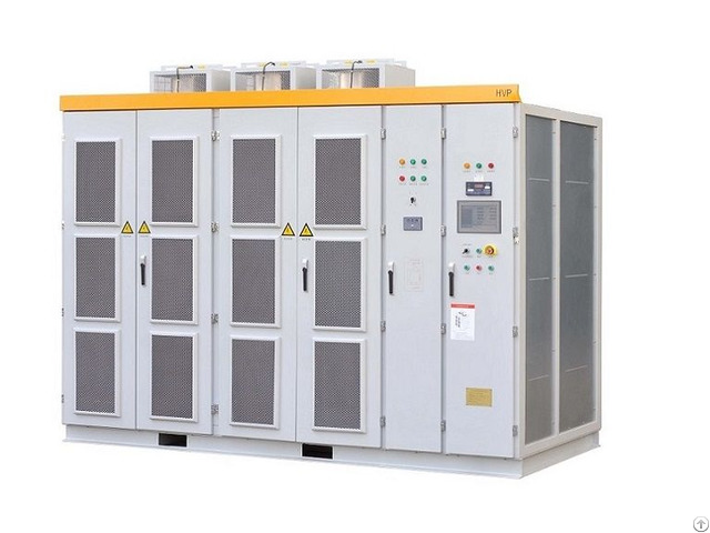 Sinopak Medium Voltage Variable Frequency Drives
