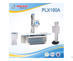 Radiography X Ray System With 200ma Tube Current Plx160a