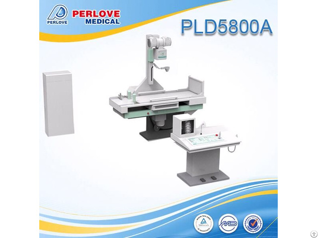 60khz X Ray Fluoroscope Radiography Equipment Pld5800a