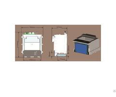Ce Fcc Certified Ocr Kiosk Scanner