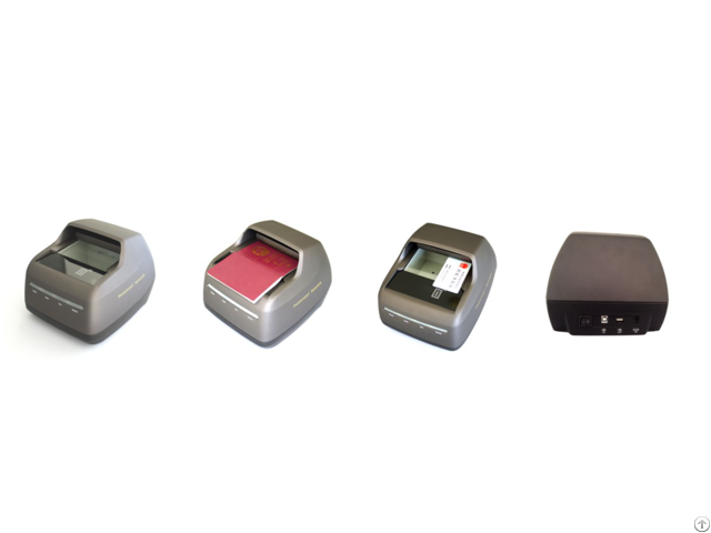 Automatic Document And Passport Scanner