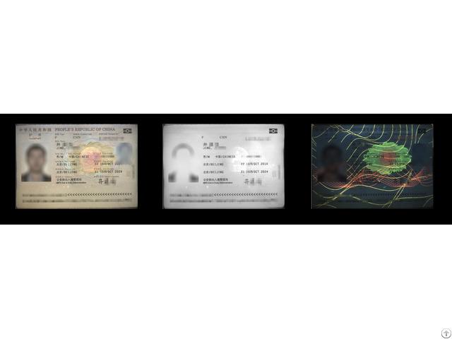 Optical And Rfid Epassport Reader