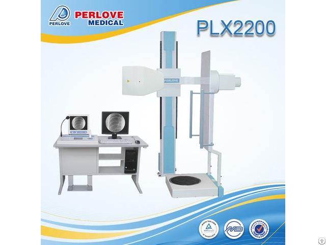 Fluoroscope X Ray Machine Plx2200 With Pacs Ris
