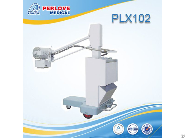 Remote Controlled Mobile X Ray System Manufacturer Plx102