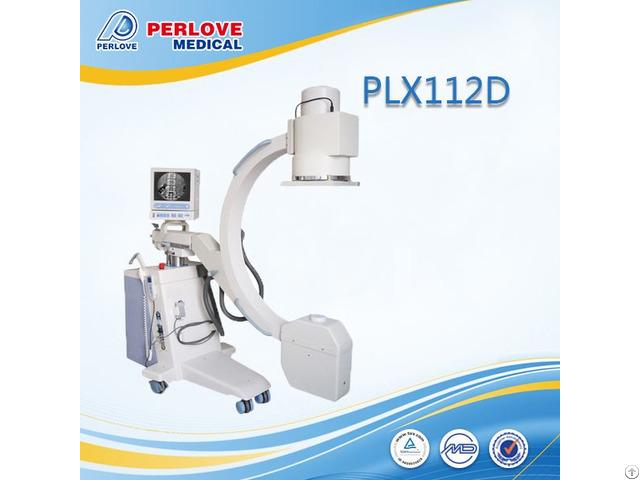 Portable C Arm Fluoroscopy X Ray Equipment Plx112d