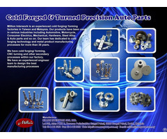Cold Forged Fasteners And Screws