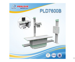 High Quality Low Radiation Dr Unit For Xray Radiography Pld7600b