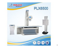 Supplier Of X Ray Machine Chest Stand Radiography Plx6500 With Sharp Image