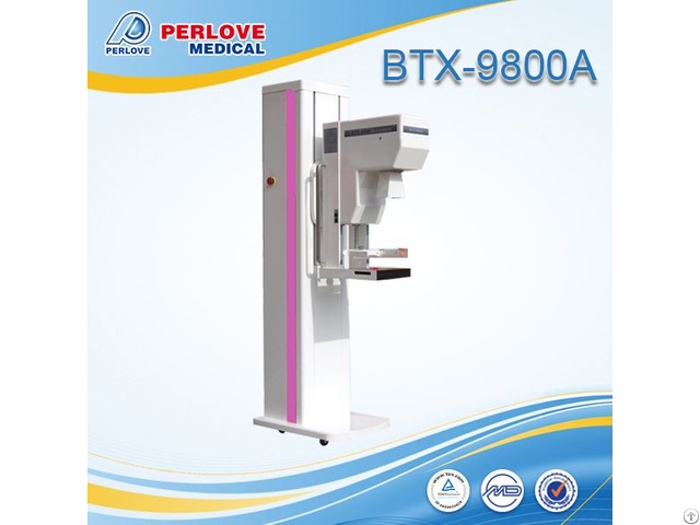 High Quality Mammography System For Breast X Ray Radiography Btx 9800a With Stable Performance